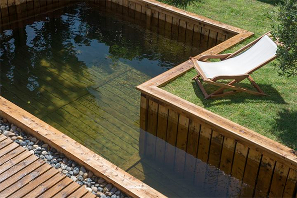 Installation piscines gardipool o2pool ambronay dans l 39 ain for Prix piscine naturelle